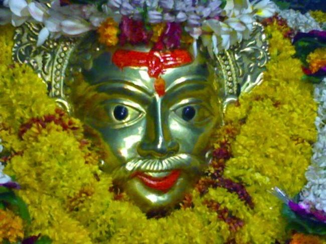 Famous Kalbhairav Dev Pictures 3D for free download