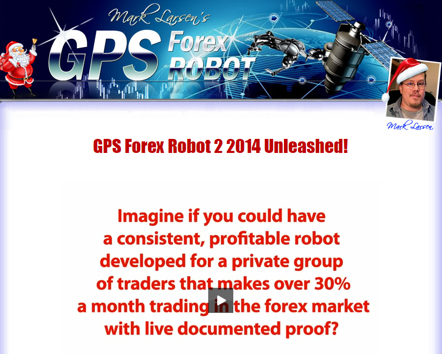 Gps robot forex review