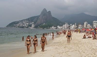 Brezilya vize istiyor mu - Brezilya vizesi nereden alınır
