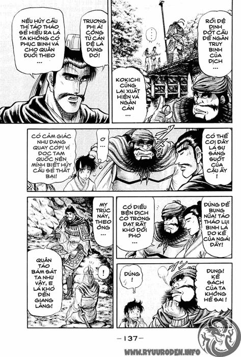 Chú Bé Rồng - Ryuuroden chap 26 - Trang 31