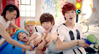lirik lagu B1A4 Solo Day Lyrics