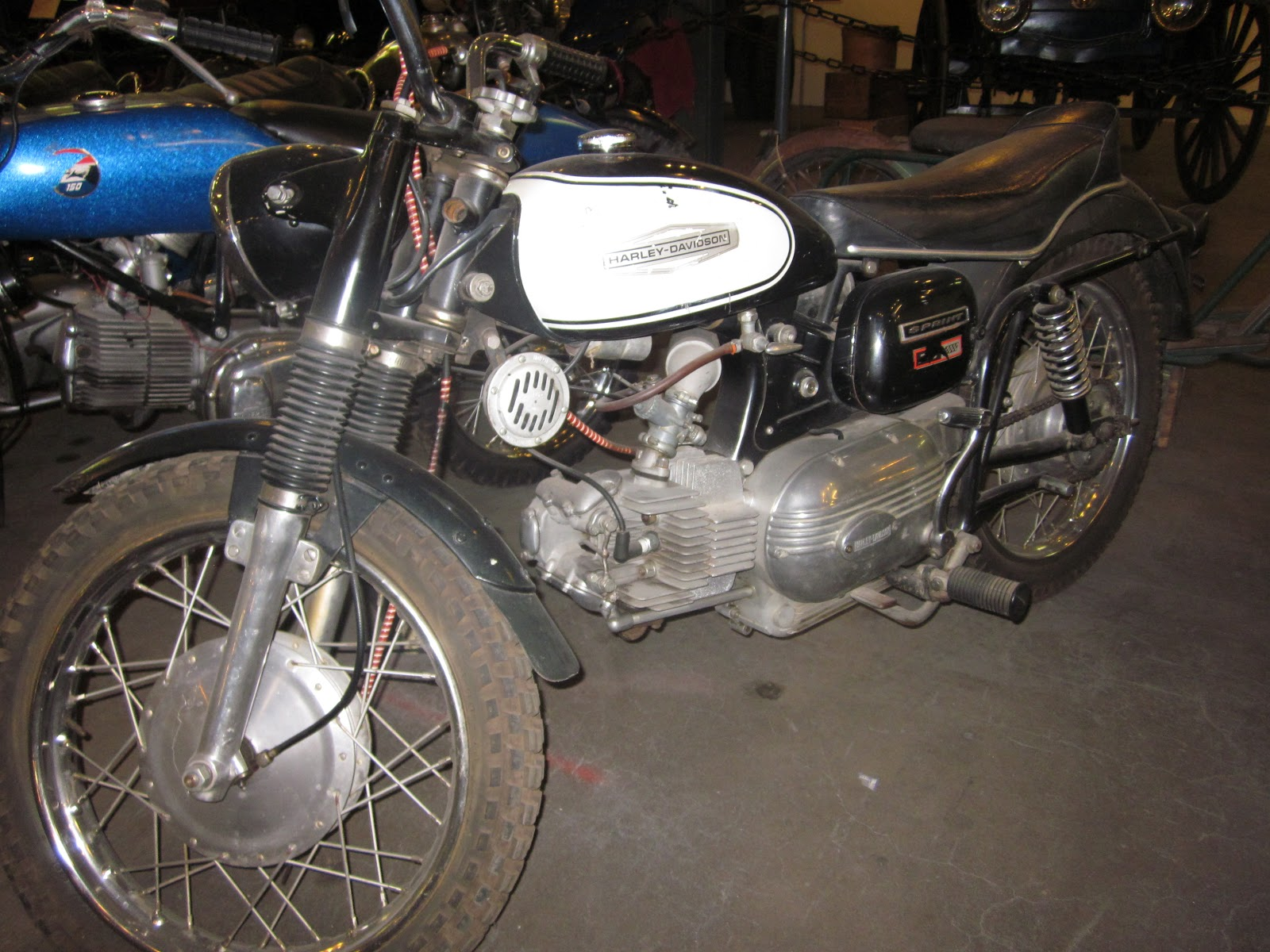 1966 Harley Davidson Sprint 250 for Sale