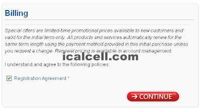 Jendela Persetujuan Domain.com