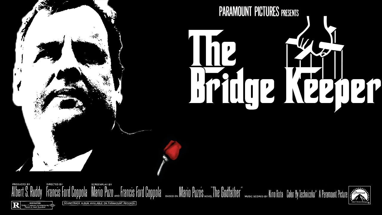 "Chris Christie Stars in ""The Bridge Keeper"""