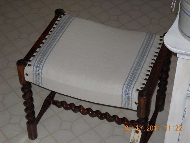 Barley Twist Bench