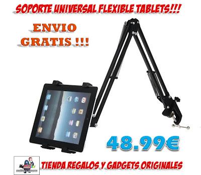 soporte flexible para tablet