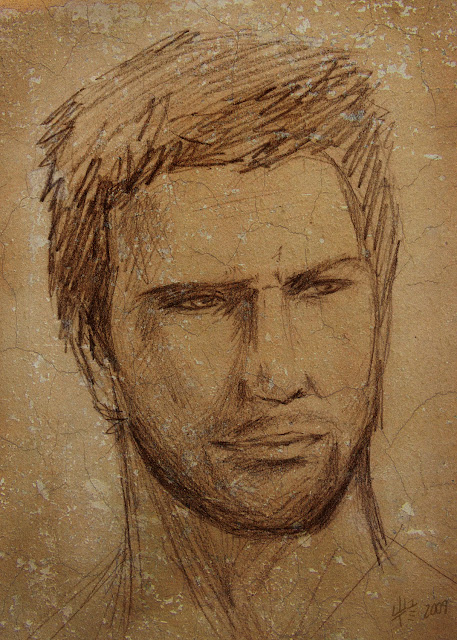 Nathan Drake from Uncharted = Seeeexy