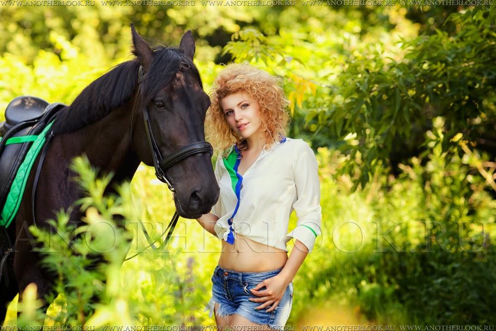 лошадка фотосессия