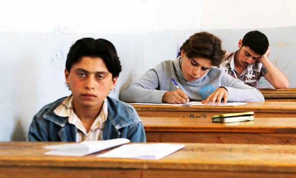 Stypendia dla studentów z Syrii