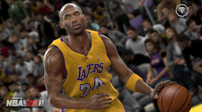 NBA 2K11 Screenshots 2