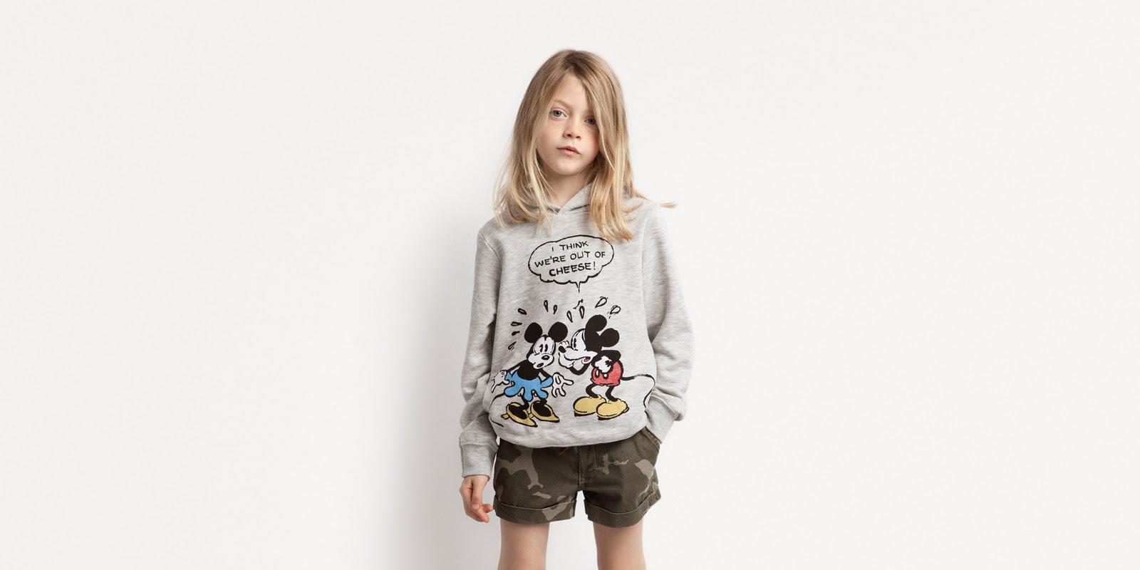 Zara bambini brincando de moda gente grande - Zara roquetas de mar ...