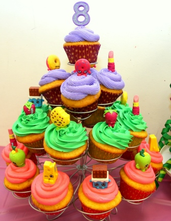 The Word Im Trying To Find Here Is Anyways Enjoy These Shopkin Cupcakes