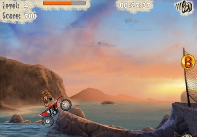 لعبة Coast Bike
