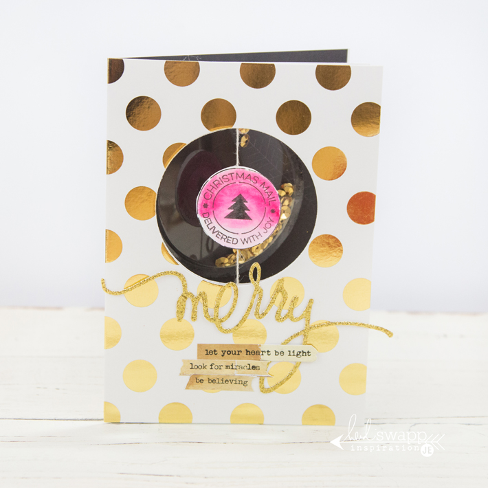 @heidiswapp Card Kit by @createoften