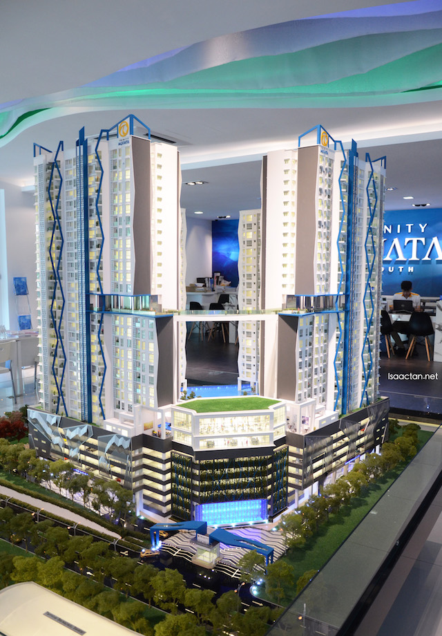 Trinity Aquata @ KL South - Exclusive Water Concept Property