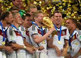 Germany Wins 2014 World Cup!