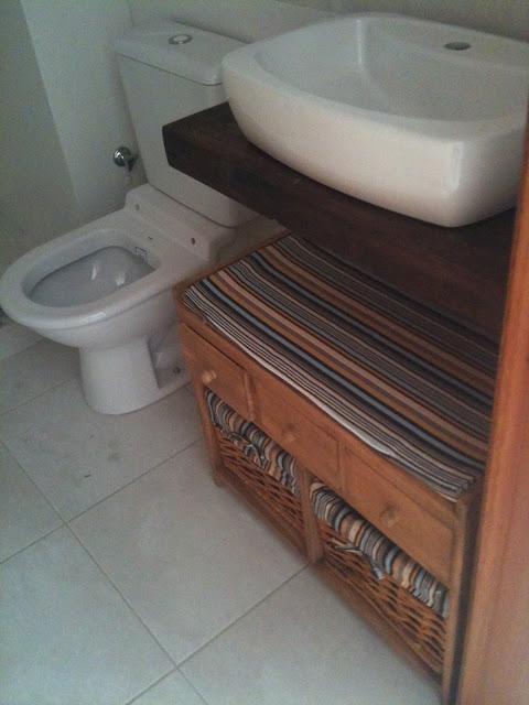O nosso primeiro ap -> Armario Para Banheiro Cassol