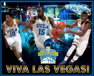 Pac-12 Tournament Mar 13-16 2013