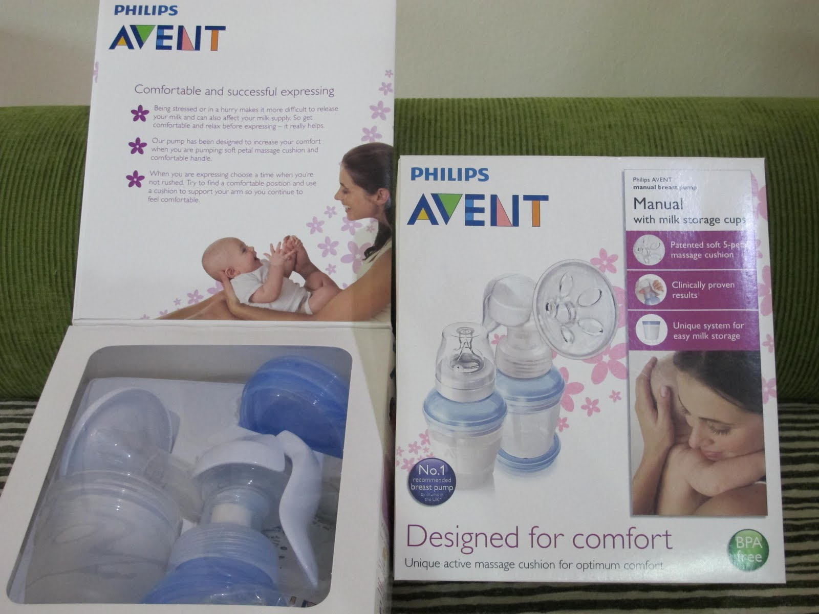 Excellent Avent breast pump via opinion you