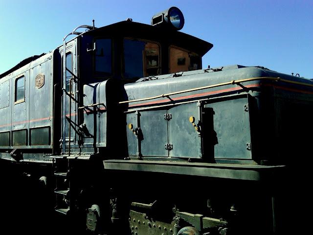 cocodrilo serie 7000 locomotora de norte