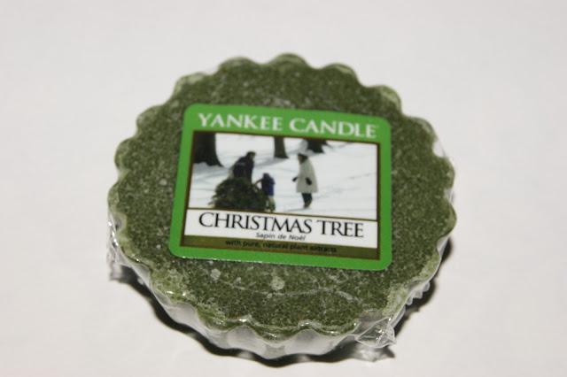 Yankee Christmas Wax Tarts