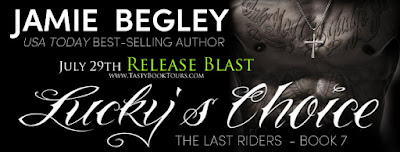 Lucky's Choice Release Day Blast!