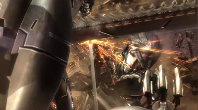 Raiden - Metal Gear Rising: Revengeance - We Know Gamers