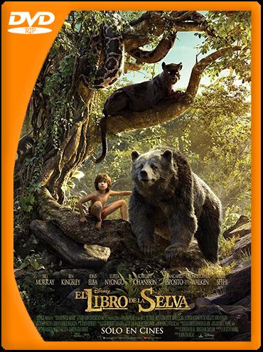 El Libro de la Selva (2016) DVDRip Latino