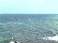Pantai Ujung Kareung  Penuh Bebatuan Alam yang Indah