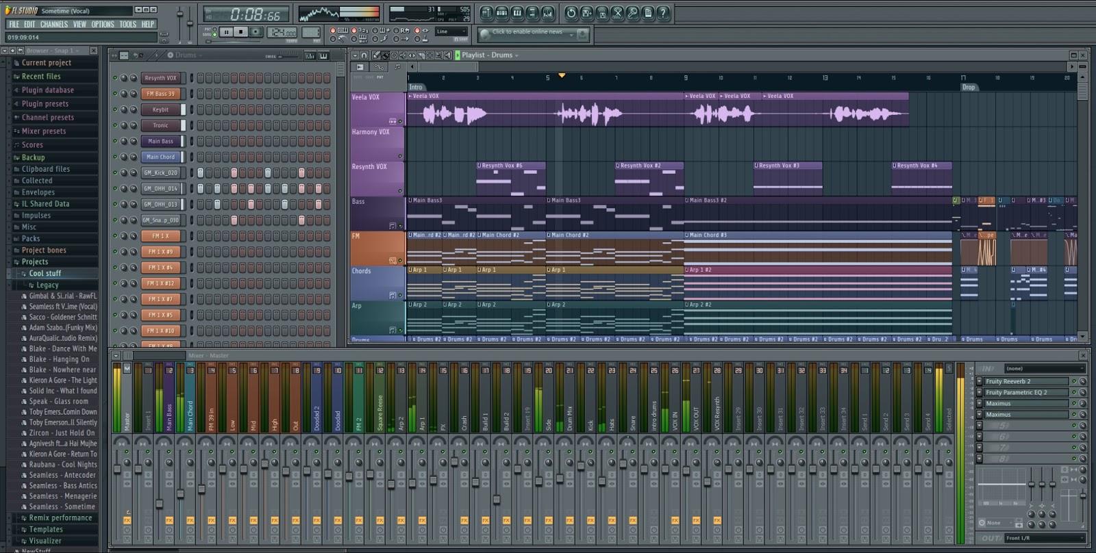 La Production De Musique: FL Studio Producer Edition 11.0.2 Télecharger