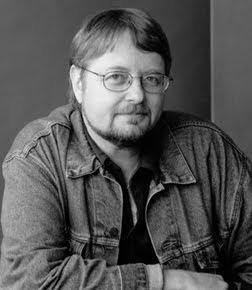 Author, Luis Alberto Urrea