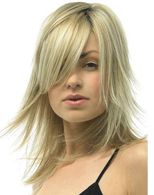Medium Length Layered Hairstyles for Thin Hair