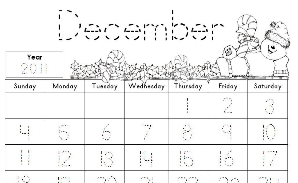 Aloha Kindergarten!: Calendar Math Journals