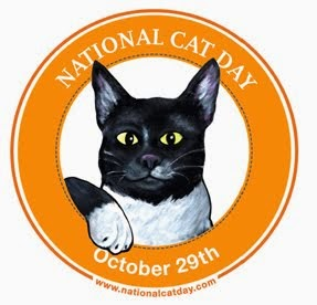 National Cat Day October 29