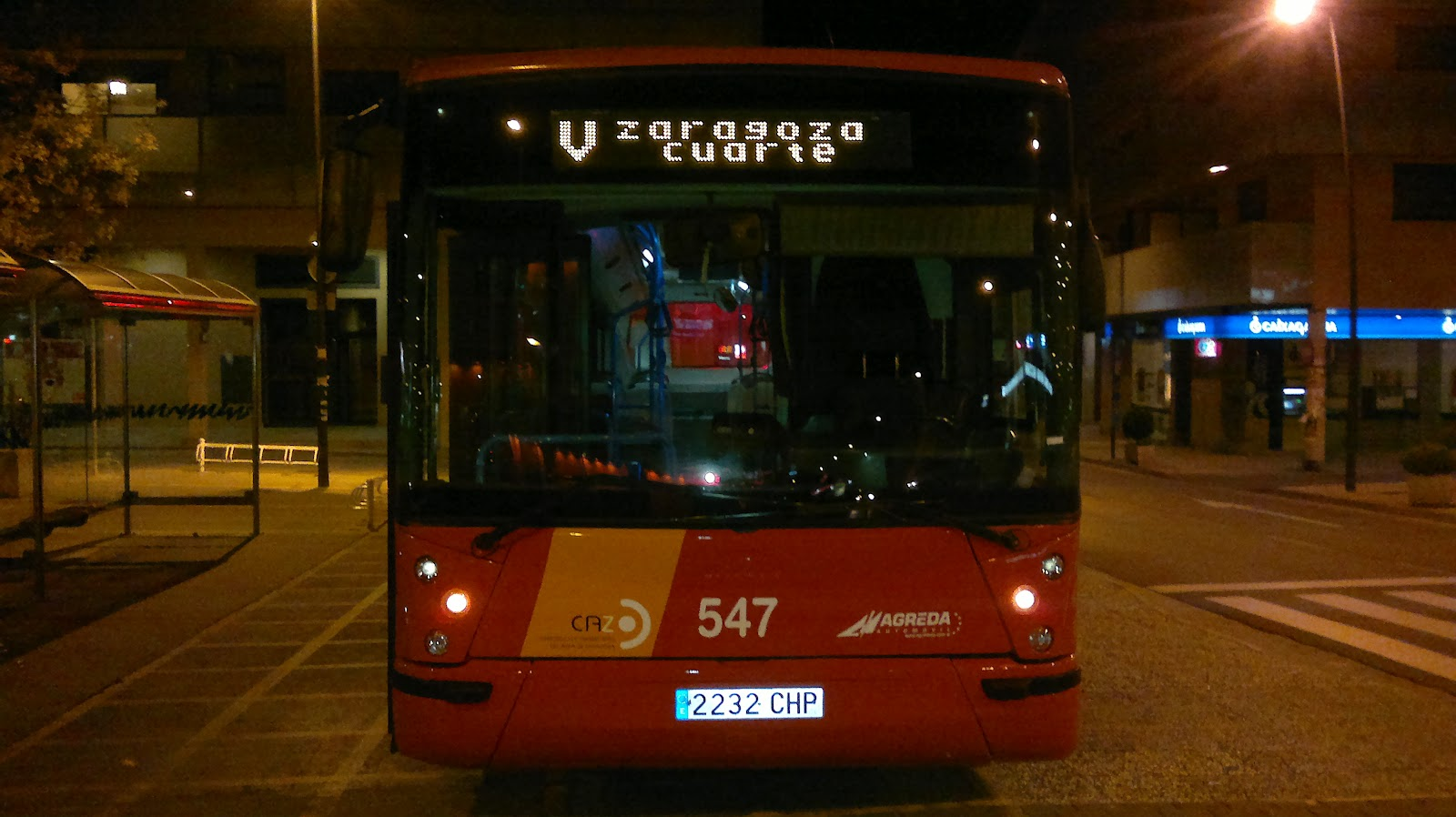Awesome Autobuses Cuarte Zaragoza Ideas - Casas: Ideas & diseños ...