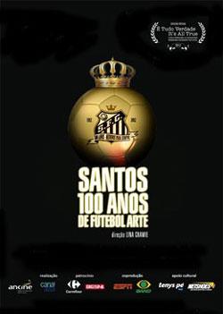 santos Download   Santos, 100 Anos de Futebol Arte   DVDRip AVI + RMVB