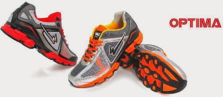 Sepatu Lari Eagle Optima