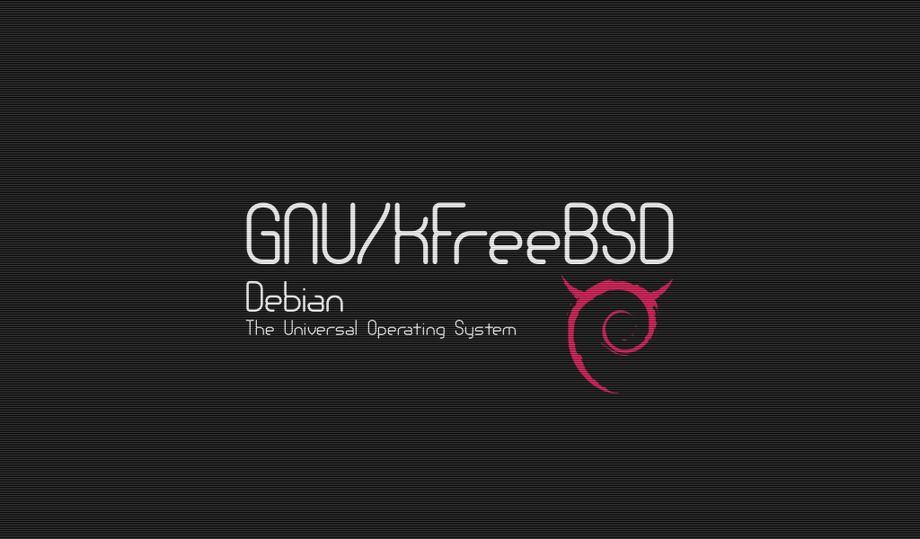 Debian GNU/kFreeBSD