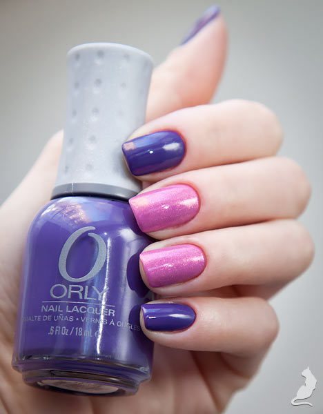 Orly Charged Up + Preamp