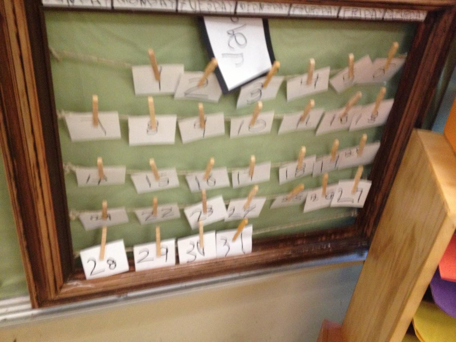 Kindergarten Calendar S S : A reggio inspired classroom fairy dust teaching