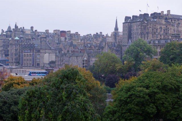 La Ciudad Vieja Edimburgo Edinburgh Old Town