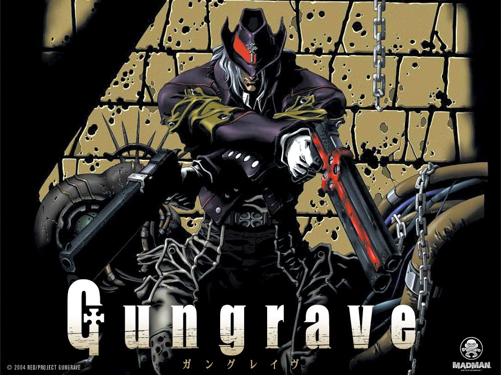 Xem Phim Gungrave