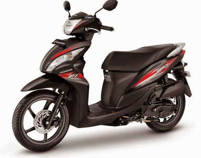 Price Honda Spacy Emperor Black