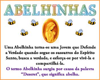 DECLARAÇÃO DE MISSÃO DA  ABELINHA