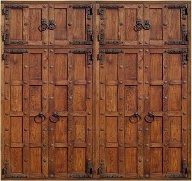 Fotos y dise os de puertas julio 2012 for Puertas grandes antiguas