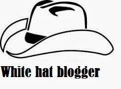 White hat blogger