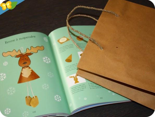 100 idées créatives pour Noël - éditions Usborne