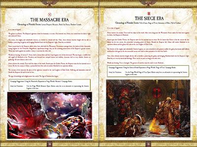 El trasfondo de la campaña narrativa, la era del emperador