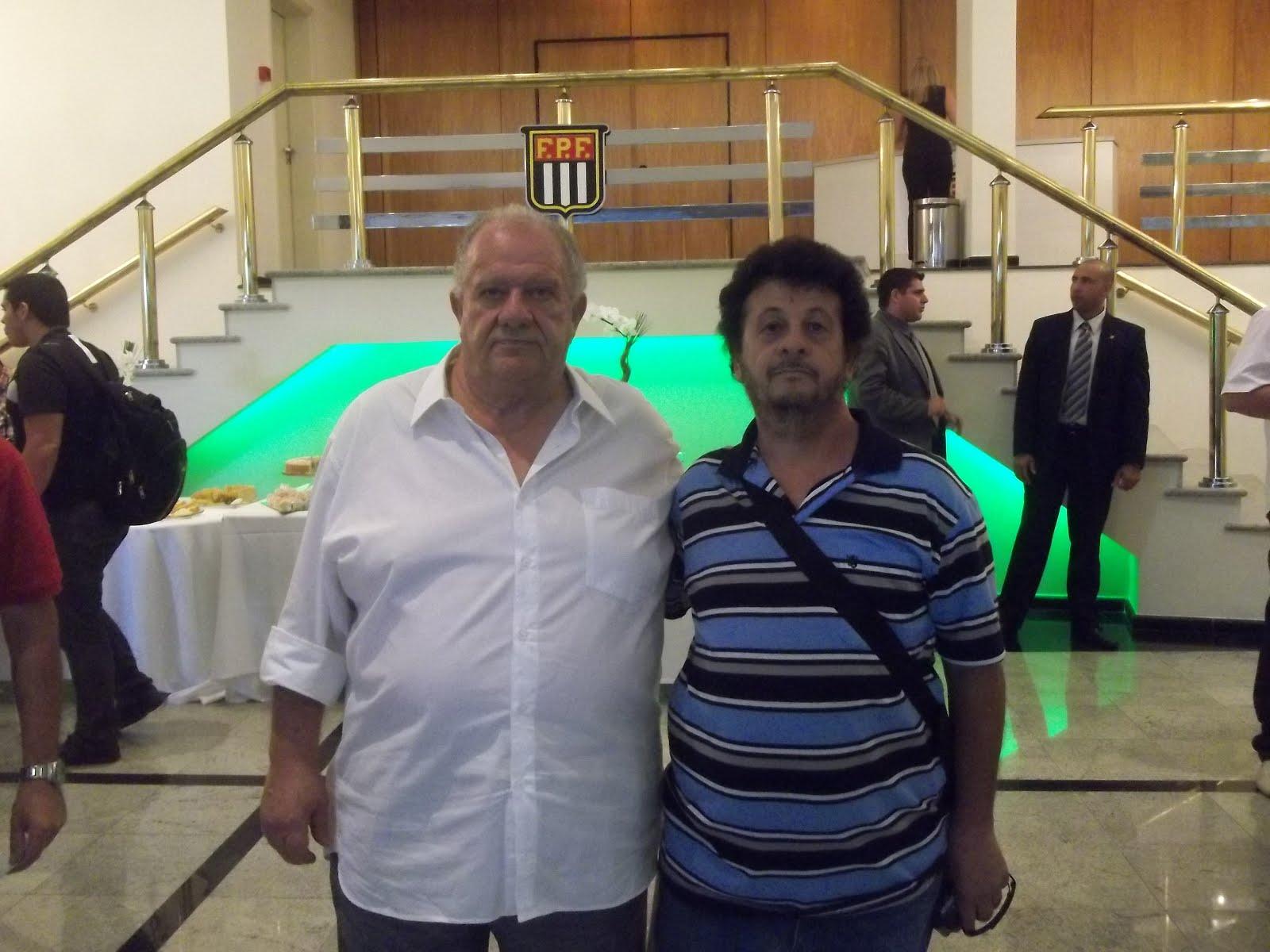 Nicola Racioppi - ex Presidente Palmeiras.