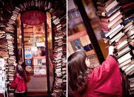 Köşedeki kitapçı